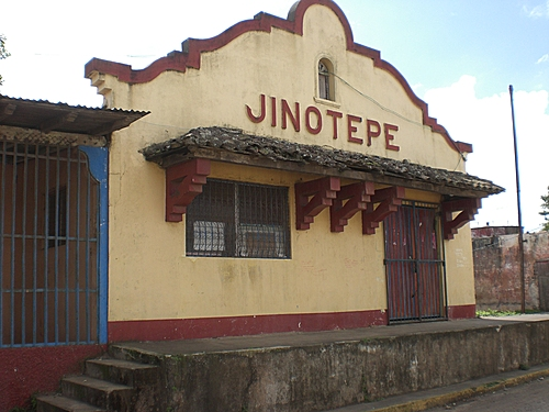 jinotepe station new picture